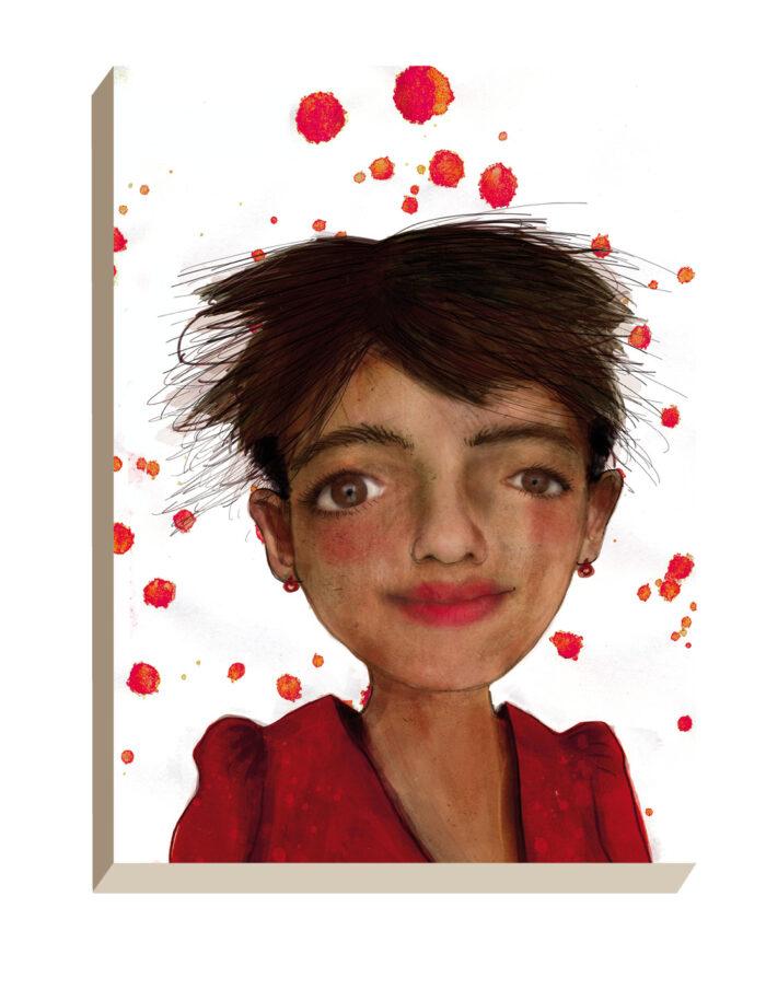 Maartse Hazen - Winkel | Portret Anna 2