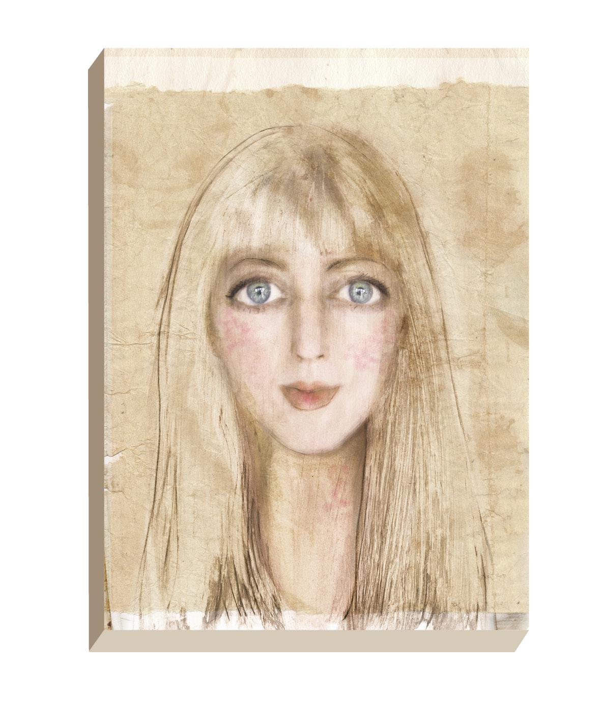 Maartse Hazen - Winkel | Portret Camille van Reek