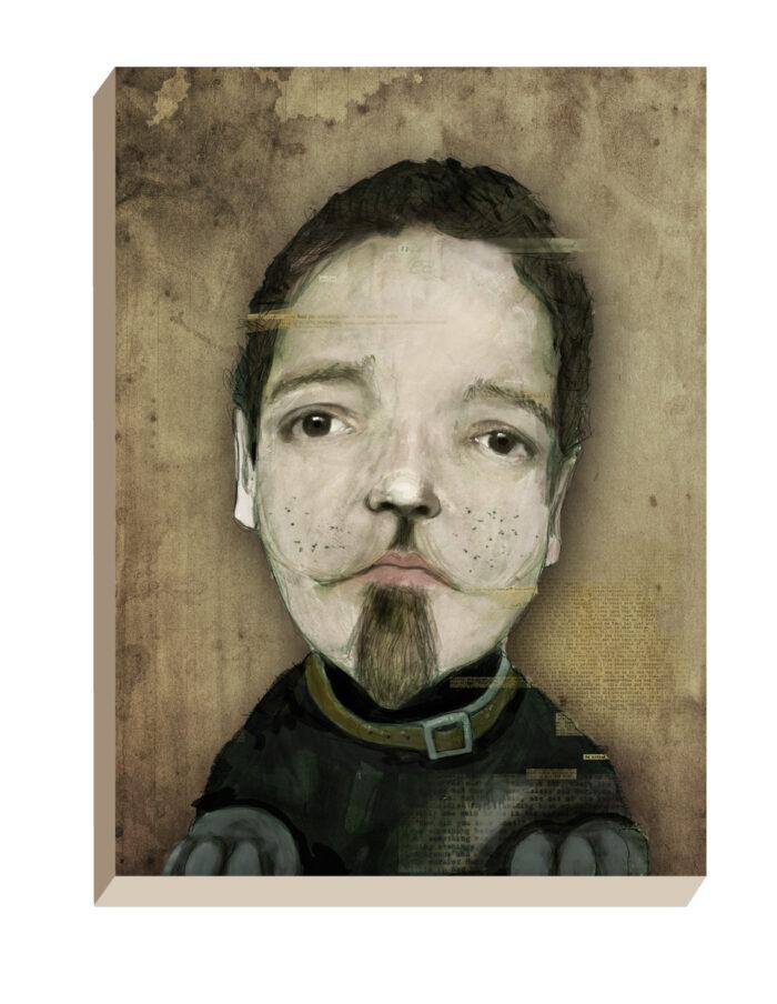 Maartse Hazen - Winkel | Portret Ed