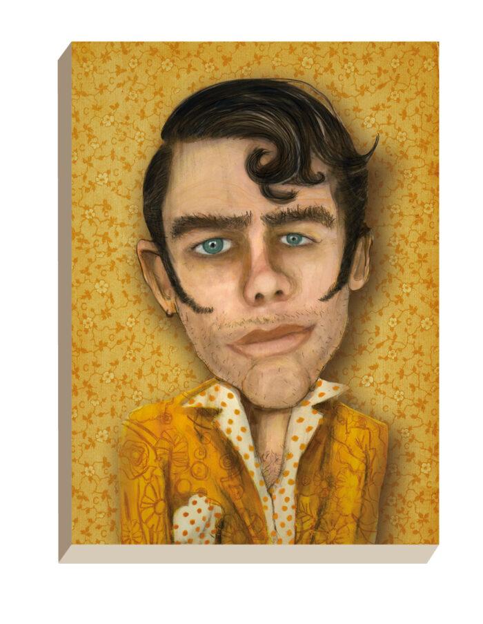 Maartse Hazen - Winkel | Portret Frits