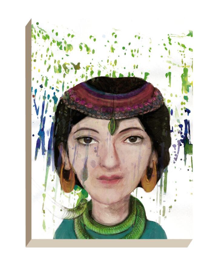 Maartse Hazen - Winkel | Portret Froni