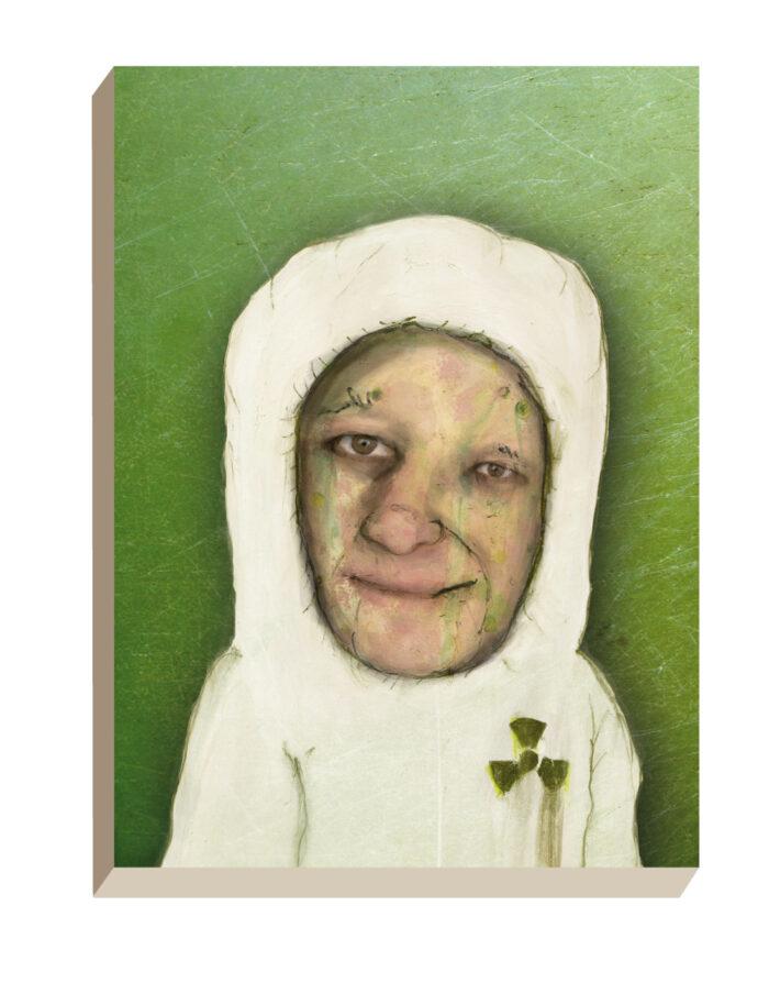 Maartse Hazen - Winkel | Portret Gilliath Gernebrood