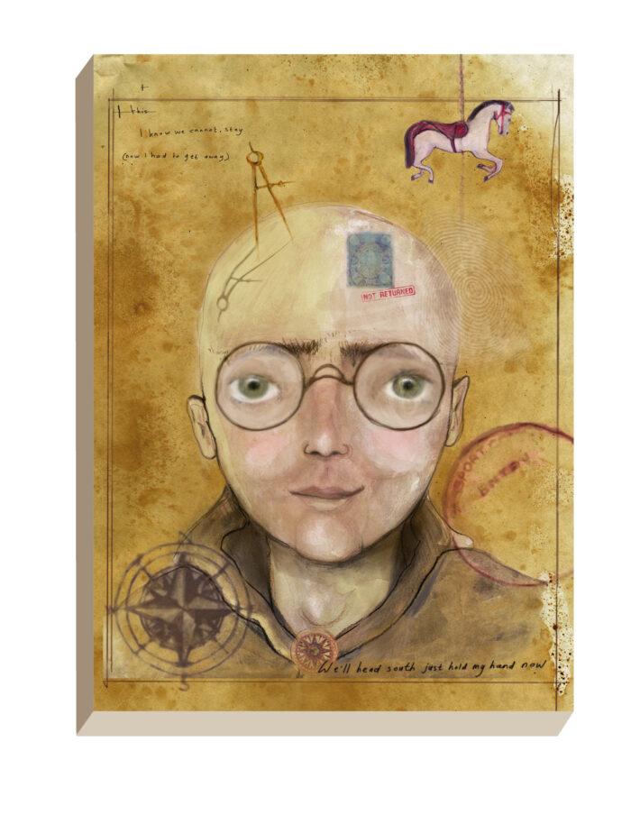 Maartse Hazen - Winkel | Portret Jan Geit