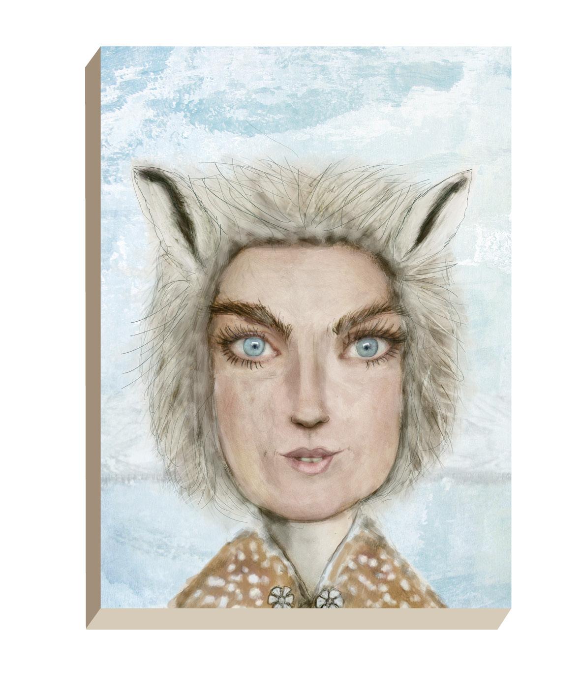 Maartse Hazen - Winkel | Portret Maria
