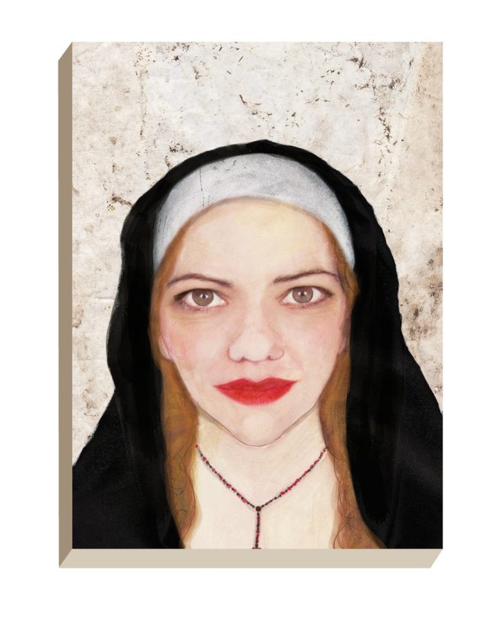 Maartse Hazen - Winkel | Portret Mila