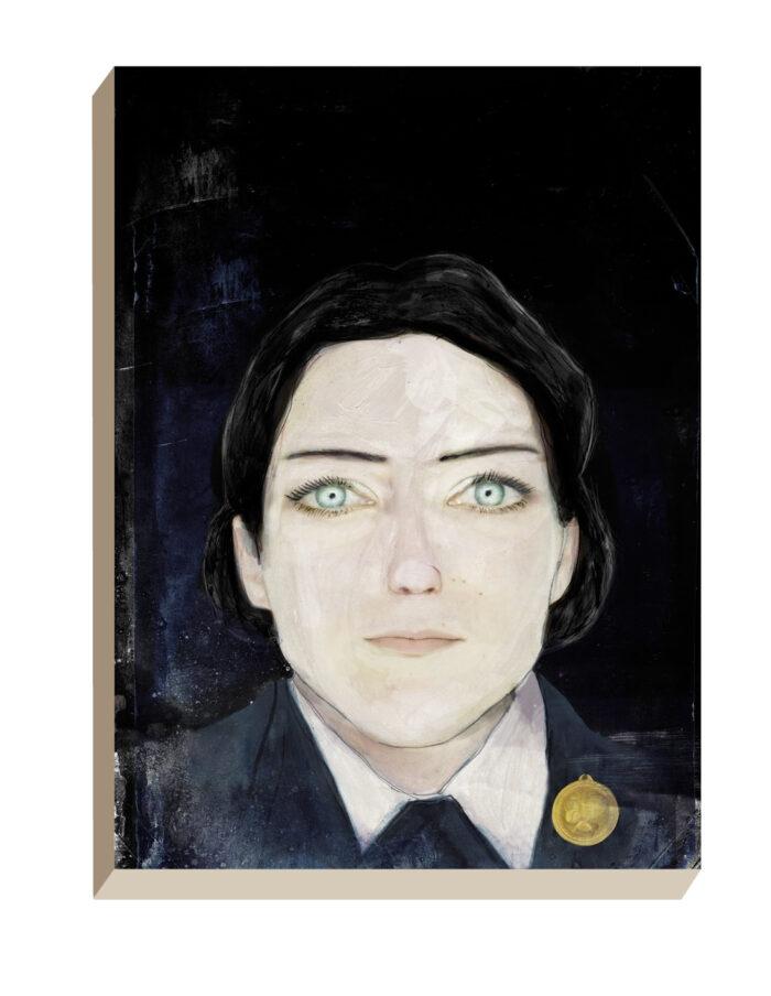 Maartse Hazen - Winkel | Portret Onderlijnd