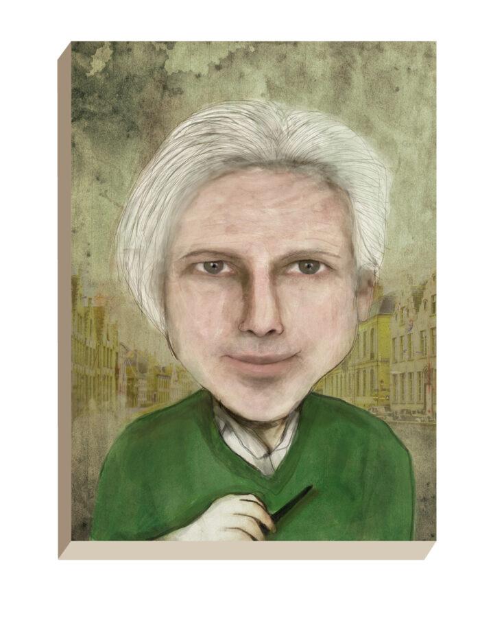 Maartse Hazen - Winkel | Portret P.