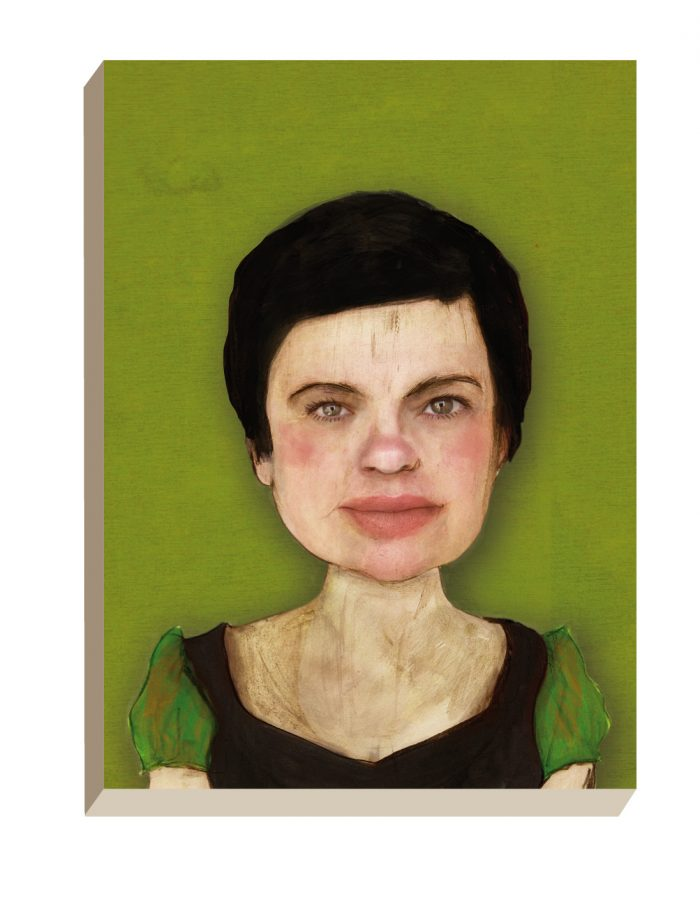 Maartse Hazen - Winkel | Portret Pepita