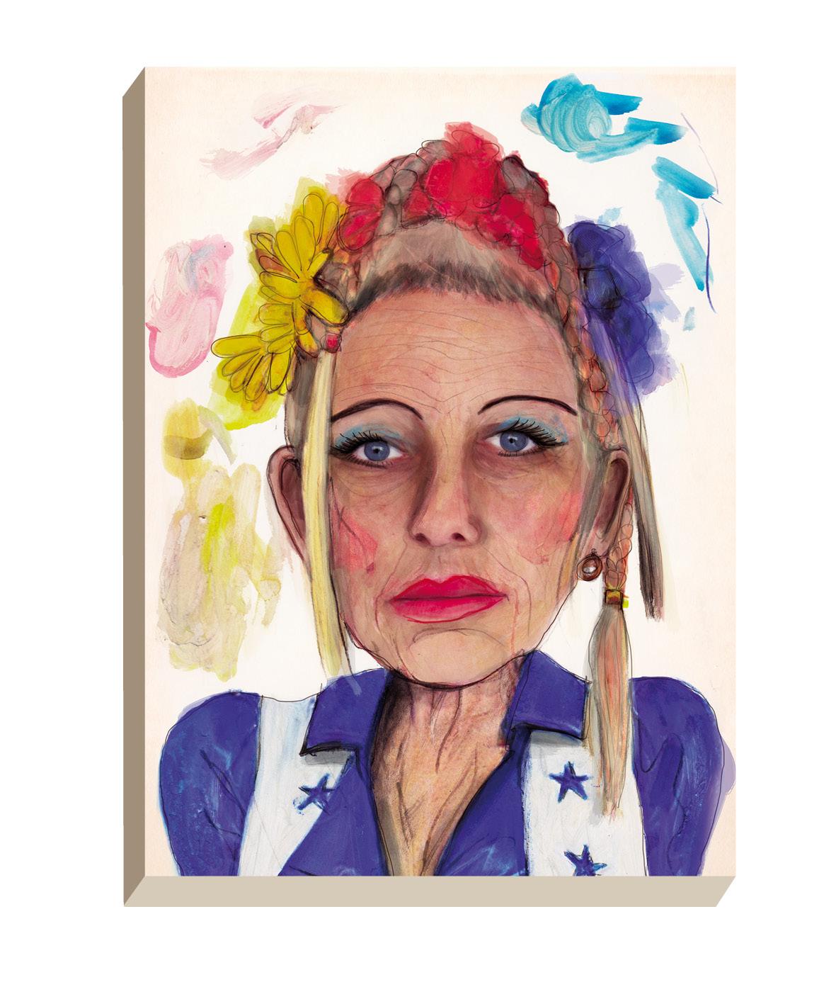 Maartse Hazen - Winkel | Portret Pleun
