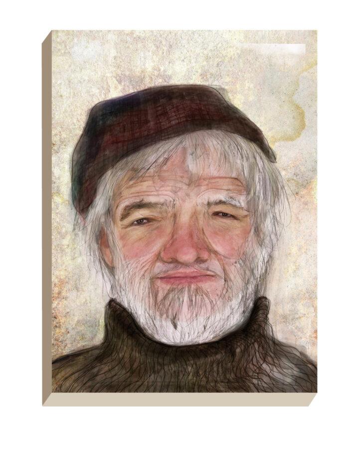 Maartse Hazen - Winkel | Portret Schipper Groef