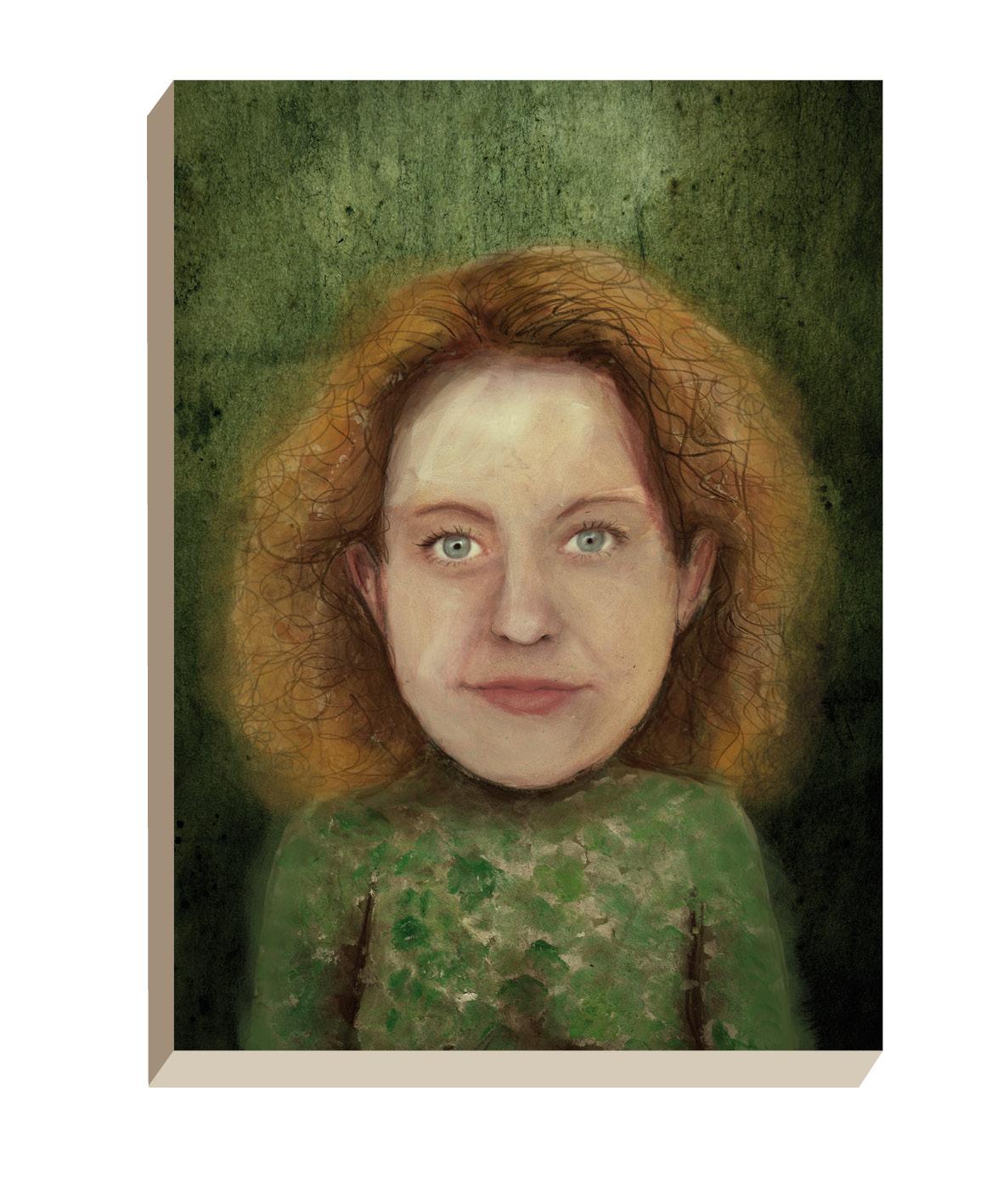 Maartse Hazen - Winkel | Portret Sophie