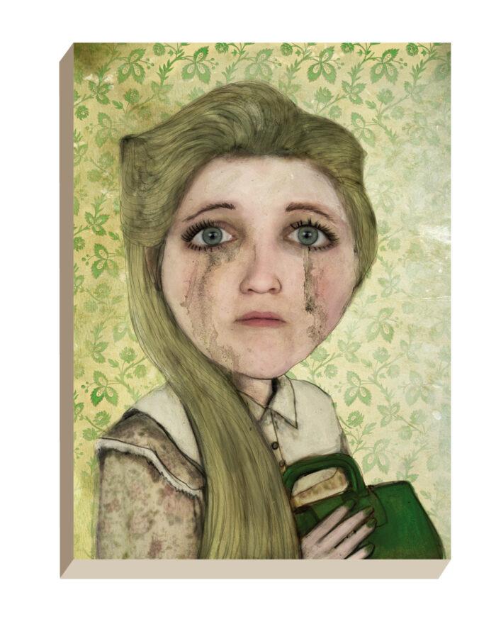 Maartse Hazen - Winkel | Portret Urgje