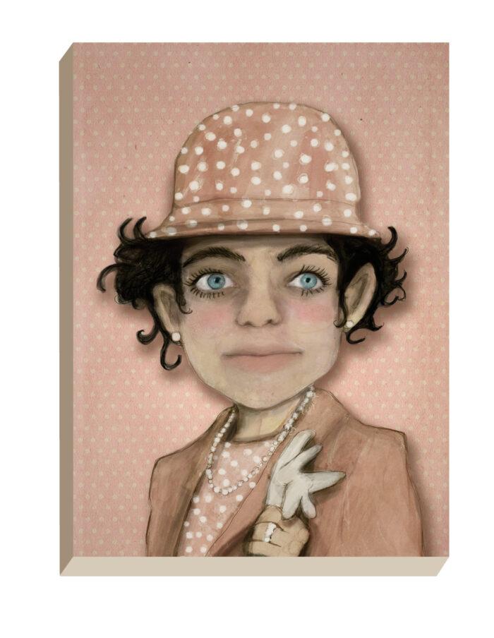 Maartse Hazen - Winkel | Portret Wilma