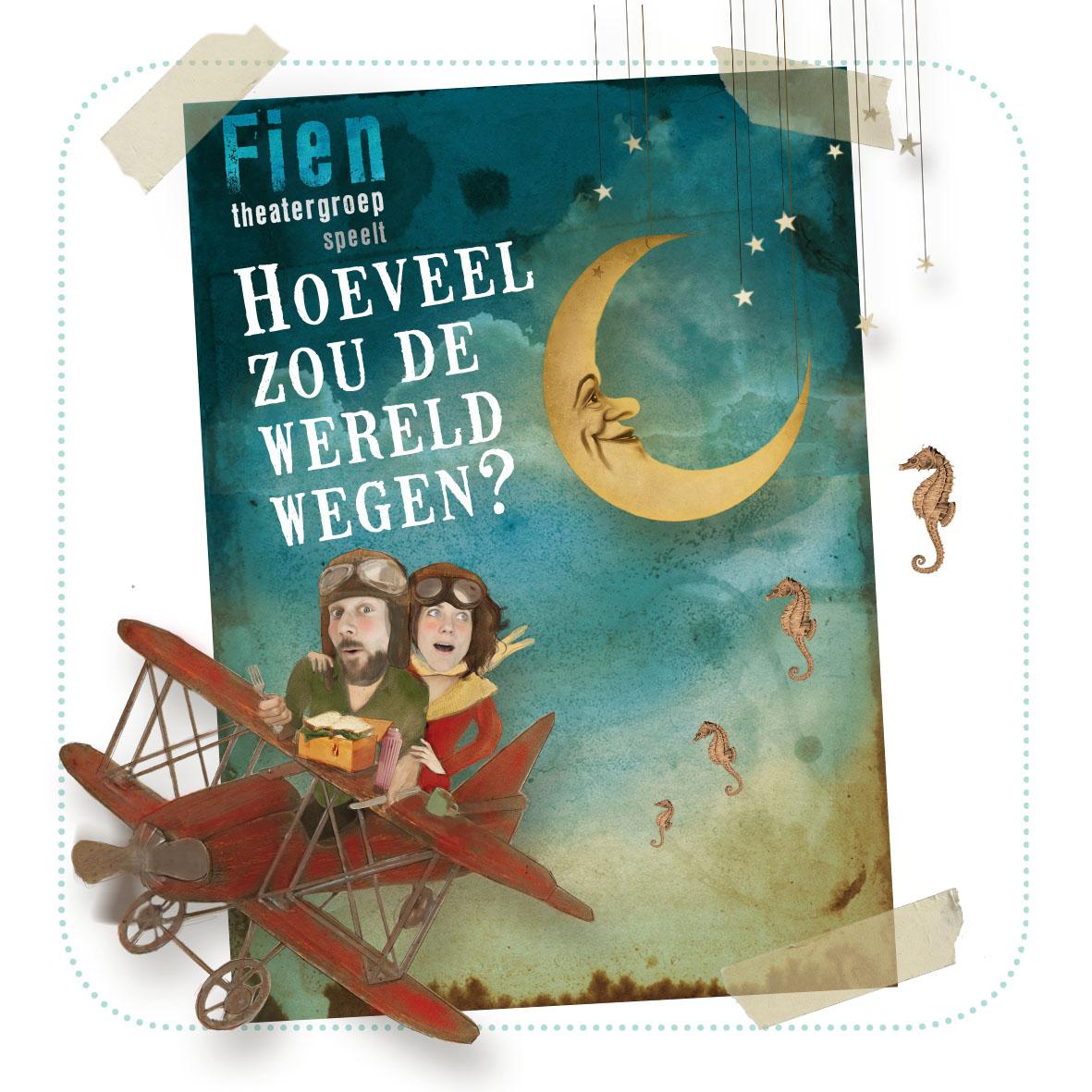 Maartse Hazen - Posters en Flyers
