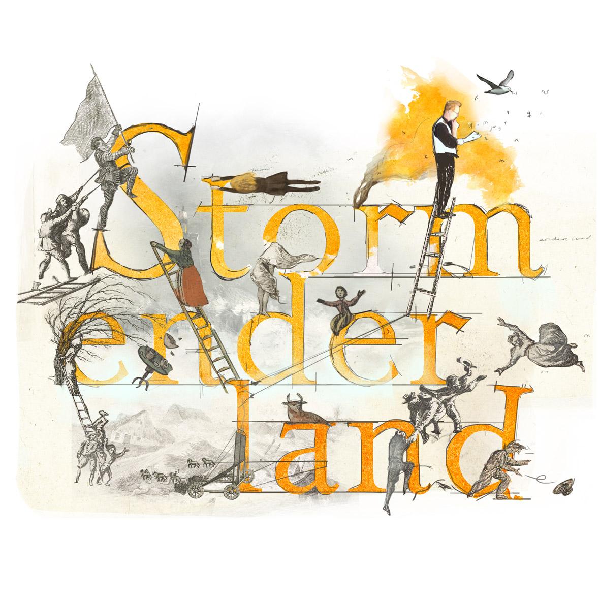 Marga van den Heuvel - Vrij werk | Stormenderland