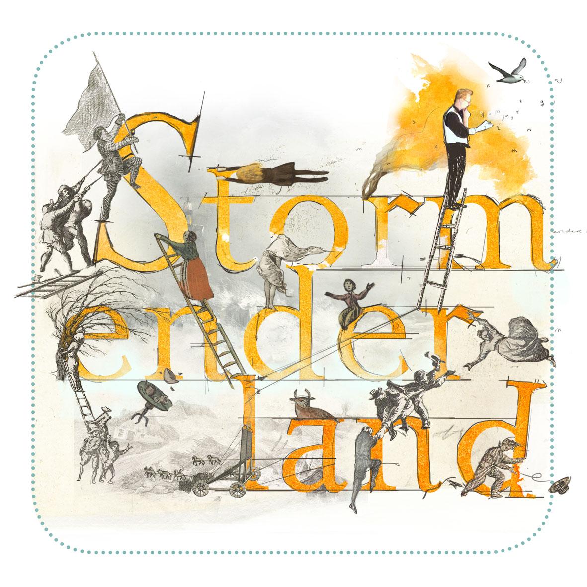 Marga van Heuvel - Stormenderland