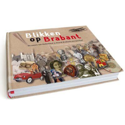 Maartse Hazen - Blikken op Brabant