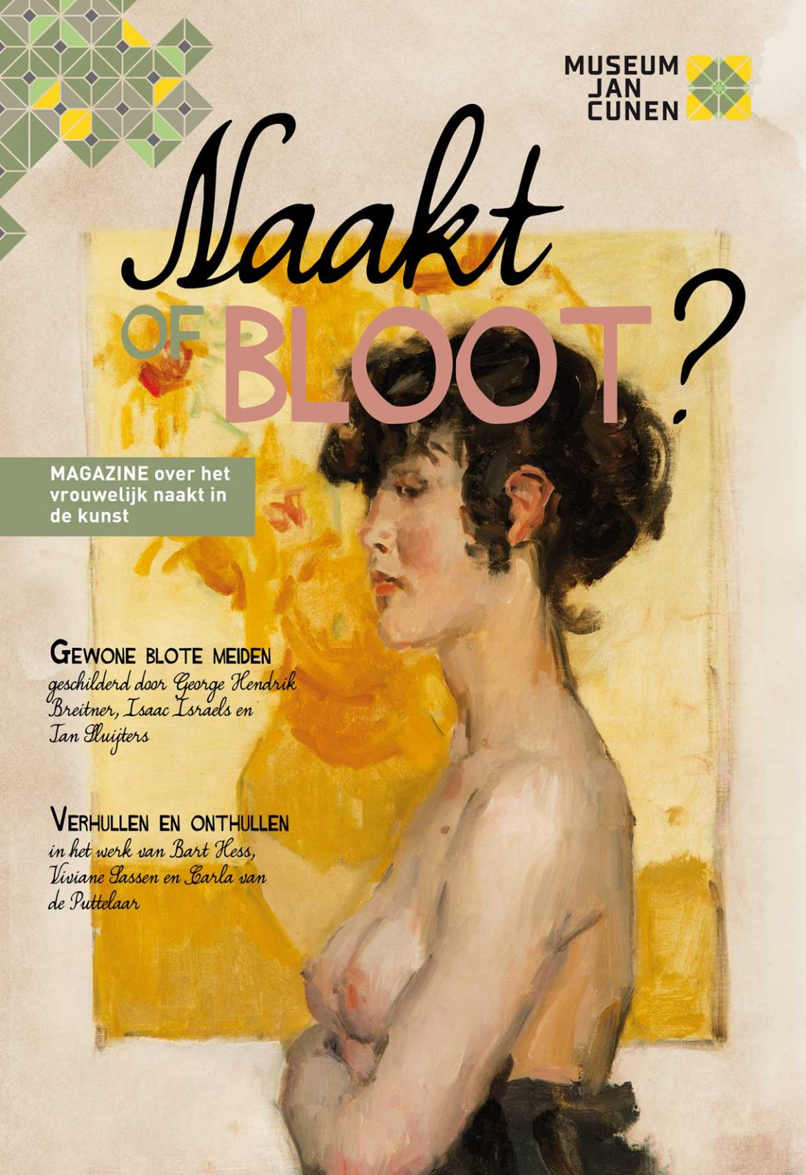 Naakt of bloot? Museum Jan Cunen