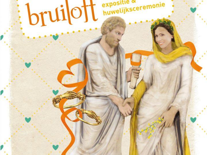 EEN ROMEINSE BRUILOFT
